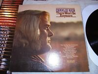 There Won't Be Anymore By Charlie Rich (Vinyl 1974 RCA) Used Record LP 33