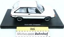 ZAZ 1102 Tavria 1987 weiß UDSSR Ixo Hachette Diecast 1:24 HC6 µ
