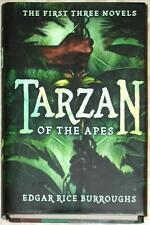 TARZAN OF THE APES ~ 1st 3 NOVELS ~ EDGAR RICE BURROUGHS ~ 1st THREE NOVELS ~ HC