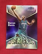 1999-00 Fleer Mystique Point Perfect #Pp8 Baron Davis /1999 Charlotte Hornets