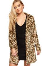 Manteaux et vestes marrons en polyester pour femme taille 40