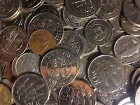 150 Gramm Restmünzen/Umlaufmünzen Island