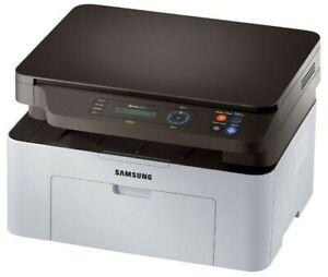 SAMSUNG Xpress SL-M2070W Laser-Multifunktionsgerätmit WLAN: nur 4.000 Drucke