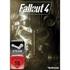 FALLOUT 4 KEY PC STEAM CODE SERIAL DIGITAL DOWNLOAD [SPIEL] [UNCUT] FALLOUT IV