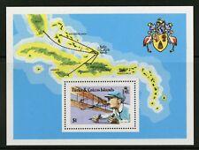 Turks & Caicos Islands  1978  Scott # 353   Mint Never Hinged Souvenir Sheet