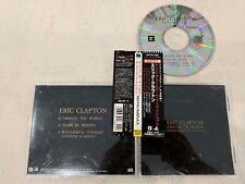 Eric Clapton - Change The World JAPAN CD (WPCR-1684) OBI