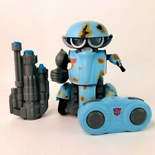 Transformers The Last Knight Autobot Sqweeks RC Robot Cool Toy 2016 Hasbro