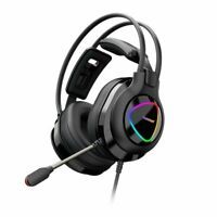 Tronsmart Gaming RGB Headset 7.1 Sound für Gamer Gaming Ps4 Xbox Laptop