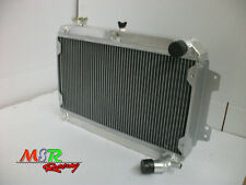 aluminum radiator for Mazda RX7 Series 1 2 3 S1 S2 S3 SA/FB Manual 1979-1985 new