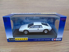Corgi VA14200 Lotus Esprit Series 1 'Last S1 Produced', Monaco White