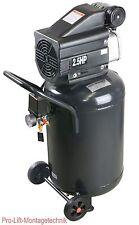 2kW Kompressor Kessel 50L 230Volt 8bar Air Compressor 120L/min color black 00554