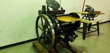 Letterpress 10 x 15 Chandler Price (Press 2)