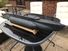 Radio controlled Darnell 1/16 X-Craft submarine.