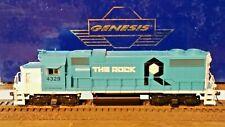 Athearn Genesis Ho Scale Rock Island Gp38-2 Dcc/Snd #4329 City of Blue Island