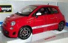 Modellini statici auto sportiva rossa Bburago