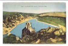 lac blanc , le rocher hans