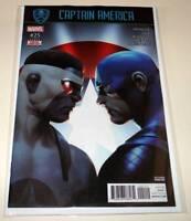 CAPTAIN AMERICA # 25 Marvel Comic  Nov 2017 NM  2nd PRINTING VARIANT COVER