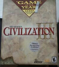 Civilization III - Sid Meier's Famous Computer Game - A Game of the Year