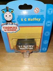 Thomas The Tank Engine & Friends S.C.Ruffey 2001 Ertl Brand New Sealed