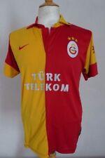 Camisetas de fútbol de clubes internacionales amarillo Nike