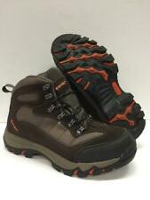 Hi-Tec 52122 Skamania Waterproof Outdoor Hiking Boots Shoes Brown Mens 10.5