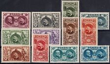 Romania 1927 Mi#308/319 50th ANNIVERSARY OF INDEPENDENCE Series MNH