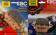 EBC HH Front & Rear Brake Pad Kit - Honda CBR500R, CTX700, NM4 _FA196HH|FA140HH