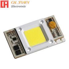1pcs AC110V 50W CBO Chip LED Nature White 4000k Flood lights Smart Driver Lamp