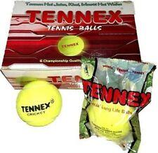 Tennex Cricket Hard Tennis Ball (Pack of 6)