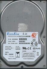 """Disque dur SATA-I 3.5"""" - ExcelStor 82,3 Go - modèle J880S"""
