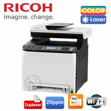 Ricoh Colour Computer Printers with Networkable