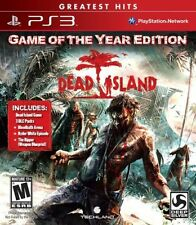 Dead Island - Game of the Year Edition Sony Playstation 3 [New]