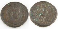 220 AD Roman Egypt Billon Tetradrachm Coin Elagabalus Nilus S-7632 D-4130