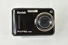 Kodak Pixpro FZ43 Digital Camera 16.2MP 4X wide 27-108mm (Equivalent) Lens AS-IS