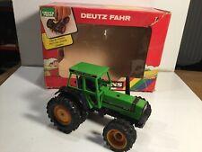 Britains Farm 9530 Deutz Tractor (Double Wheels) In Original Box 1986