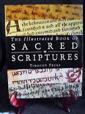 """The Illustrated Book of Sacred Scriptures"" Timothy Freke Paperback 1998 EUC"