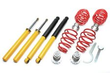 coilover adjustable suspension lowering kit Opel Vauxhall Vectra A Cavalier