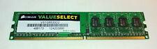 Corsair 1 GB DIMM 533 MHz DDR2 Memory (VS1GB533D2) - Desktop RAM - PC