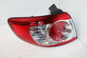 #5311x Hyundai Santa Fe 2011 2.2 CRDI RHD Rear Left Taillight Inner 92401-2B520