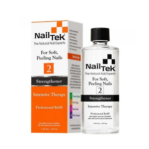 Nail Tek Intensive Therapy 2 - Strengthener for Soft, Peeling Nails (Refill - 11