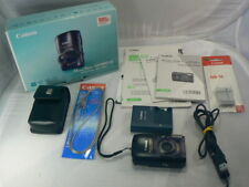 Canon Powershot SD990IS 14.7MP 3.7X Optical Zoom Digital Camera Bundle