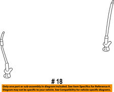 FORD OEM 11-15 Explorer Windshield Wiper Washer-Nozzle Spray Jet BB5Z17603A