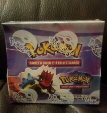 French Pokémon Call of Legends Sealed Booster Box  36 Packs...VERY RARE