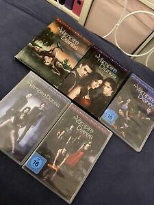 The Vampire Diaries Kollektion Staffel 1-5
