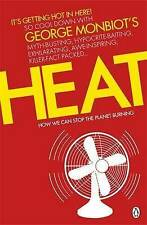 Heat: How We Can Stop the Planet Burning, George Monbiot, Very Good condition, B