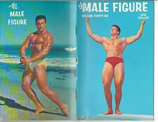 The MALE FIGURE muscle gay interest FINAL ISSUE magazine/RON UNGER Volume 36