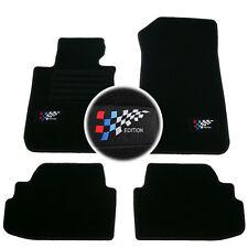 TAPIS SOL BMW SERIE 1 E82 COUPE SPORT DESIGN MOQUETTE LOGO EDITION M SPECIFIQUE