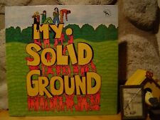 MY SOLID GROUND 2xLP/1971 Germany/TOP SPACE PSYCH/OOP Deluxe Second Battle Press
