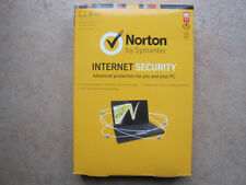 Norton Internet Security 3 PCs 1 Year 2013 Free upgrade 2017 Windows XP/7/8/10