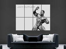 Jay Cutler Culturismo Sr. Olympia Estados Unidos de arte en pared imagen Grande Poster Gigante
